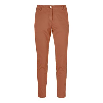 GUSTAV CASUAL STRETCH PANTS / CARAMELFARVET BUKSER