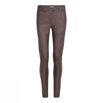 GUSTAV STRETCH LAMB LEATHER PANTS / SKIND BUKSER 34013