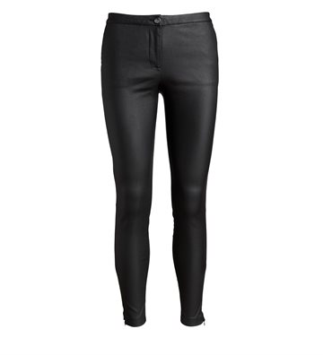 CO´ COUTURE NEW JULIA COATED PANT BLACK