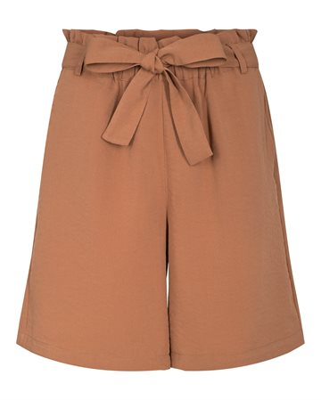 Co´Couture Zika Bermuda Shorts - Cantaloupe