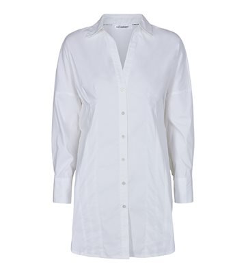 Co´couture Moulin Pleat Poplin Shirt