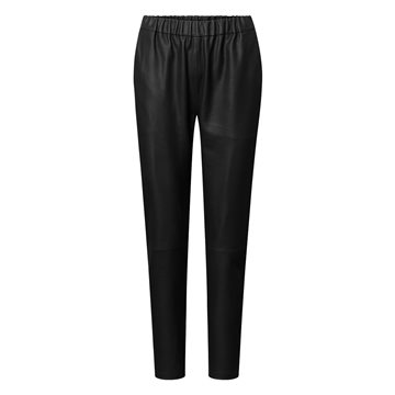 Depeche Pant baggy 50022 Black (Tag str. mindre end normalt)