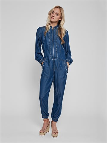 GUSTAV Jean jumpsuit Denim 40010