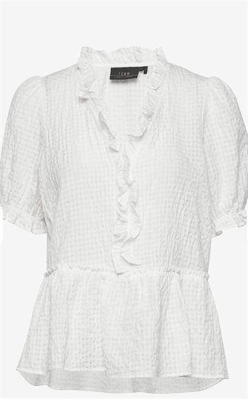 Karen By Simonsen AmyKB Blouse Bright White